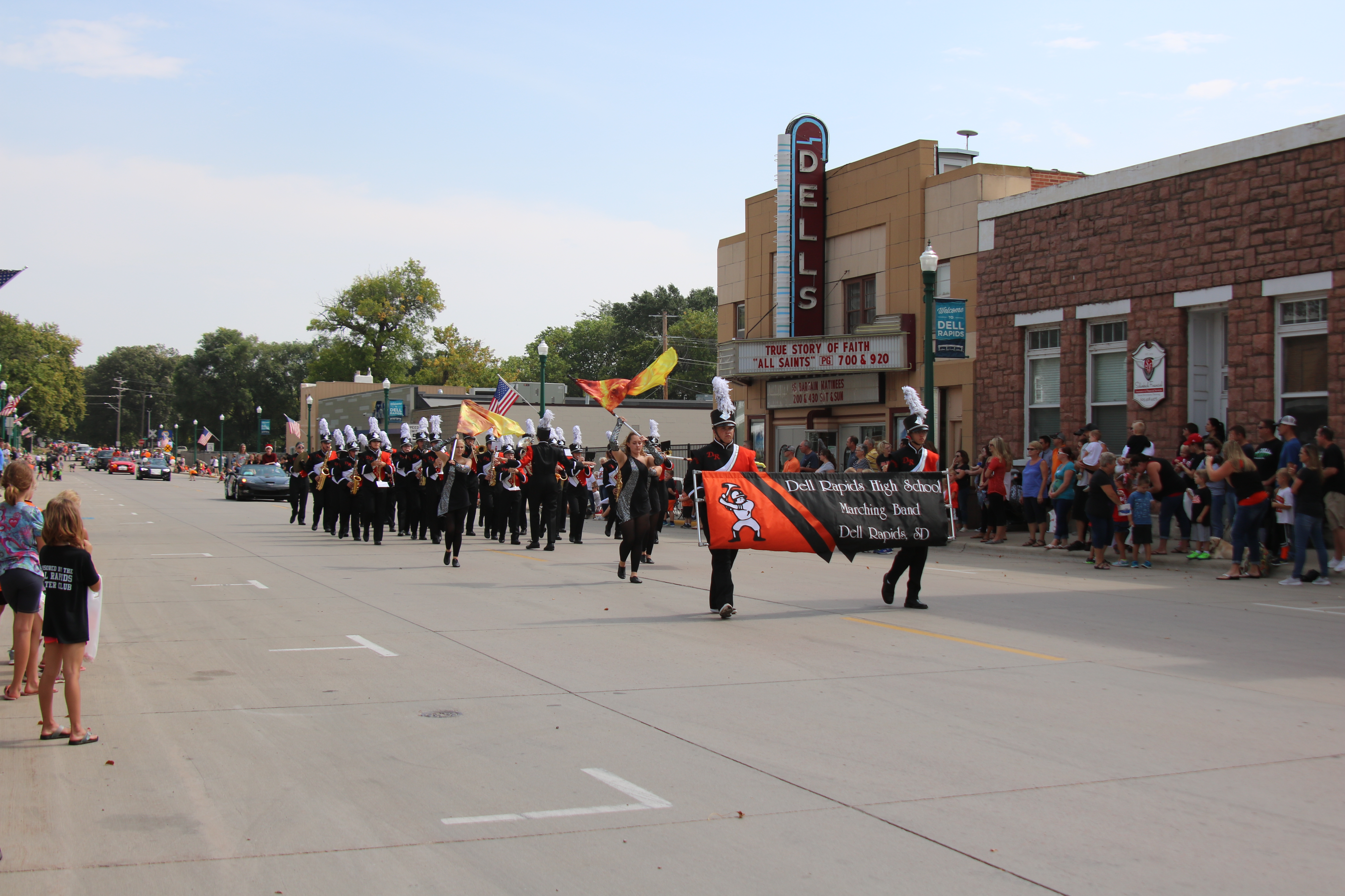 Dell Rapids Homecoming Parade